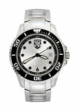 NRL Canterbury Bulldogs All Stainless Steel Gents Watch FREE SHIPPING