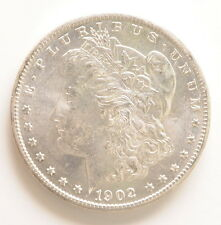 1902 O US Mint Silver Morgan 1 One Dollar Coin