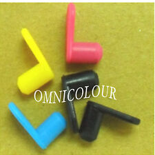 10 rubber plugs plug for HP Canon Brother refillable cartridge CISS refill ink