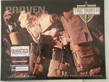 Tac Shield Proven Gear 2012 Product Catalog Booklet SEAL DEVGRU NSW SOF