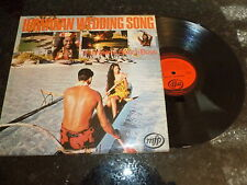 THE WAIKIKI BEACH BOYS - Hawaiian Wedding Song - 1972 UK 12-Track Vinyl LP