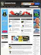 GOOGLE ADSENSE - PROFESSIONAL DESIGNED NICHE WEBSITE WITH INTEGRATED STORE