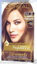 LOreal Paris Superior Preference Hair Dye Color # UL61 HI-LIFT Ash Brown VHTF!
