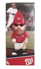 2014 Nationals JAYSON WERTH Garden Gnome PACKAGE Program + Schedule JASON BOBBLE