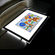 USB A4 Ultra-thin LED Animation Drawing Stencil Copy Board Table Pad Light Box
