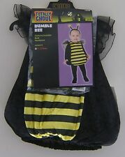 Bumble Bee Halloween Costume Totally Ghoul Dress Up Jumpsuit Romper 1 to 2 years
