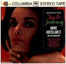 ANDRE KOSTELANETZ Fire & Jealousy COLUMBIA STEREO REEL TO REEL TAPE