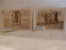 Vecchie foto palestra scuola di NOCERA INFERIORE epoca fascista 1940 fascismo RE