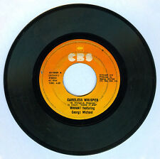 Philippines WHAM! Featuring GEORGE MICHAEL Careless Whisper 45 rpm Record