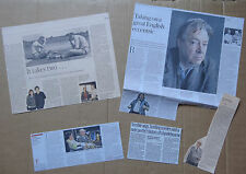 The Moderate Soprano - Hampstead Theatre clippings/reviews - Roger Allam