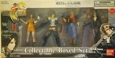 Final Fantasy 8 VIII BOXED SET Action Figures Bandai Extra Soldier - NEW