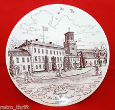 Gustavsberg Sweden Nykoping Nykopingstallriken NR3 1980 Decorative Wall Plate