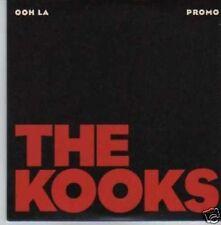 (261I) The Kooks, Ooh La - DJ CD