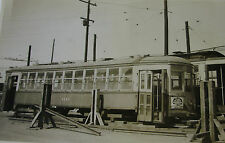 USA273 - 1949 LOUISVILLE RAILWAYS Co - TROLLEY Car No1108 PHOTO - Kentucky USA