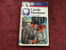 PERFECT PARTNER  BY  CAROLE MORTIMER #MILLS & BOON-VINTAGE#1983