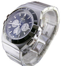 Omega 1519.51.00 Constellation Double Eagle Chronoghraph  Men's Watch New in Box
