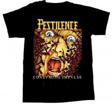 PESTILENCE - Consuming Impulse - T-Shirt - Plus Size XXXXXL - 5XL - Übergöße