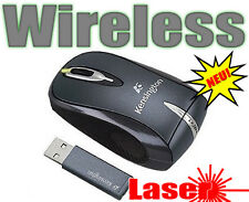 Kensington SI750M Wireless Notebook Laser Maus Neu Mouse