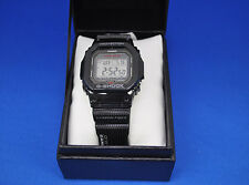 Casio GW-S5600-1JF Tough Solar Carbon Fiber Watch Japan Model GW-S5600-1 New