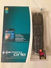 (IN BOX)Logitech Harmony One Touch Screen LCD Advanced Universal Remote Control