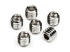 HPI Z700 SET SCREW M3 X 3MM (x6) [GRUB SCREWS] NEW GENUINE HPI RACING PART!