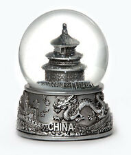 CHINA SNOWDOME SNOW GLOBE-NEW