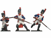 Prince August 54mm French Napoleonic Infantry Grenadiers molds moulds PA80-5