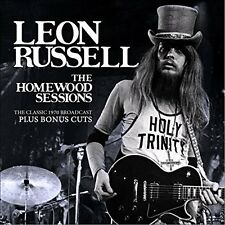 LEON RUSSELL-THE HOMEWOOD SESSIONS  CD NEW