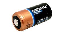 30x cr123 BATTERIA LITHIUM PHOTO cr123a lotti BULK 3v DURACELL ULTRA