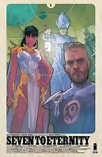 SEVEN TO ETERNITY #5 COVER B PHIL NOTO 1st Print 12/4/17 NM