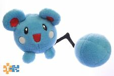 "AZURILL Pokemon Plush 4"" Soft Fuzzy 2001 Takara Tomy Figure"