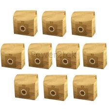 10x H63, H58, H64, U59 Sacchetti per aspirapolvere per Hoover tfs5196 tfs5197 tfs5200 per