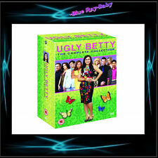 UGLY BETTY - COMPLETE SERIES SEASONS 1 2 3 4 *** BRAND NEW BOXSET***