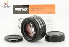 Exelllent+++!! PENTAX SMC FA 50mm f/1.4 from Japan