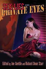 Moonstone Books Sex, Lies And Private Eyes by John Lutz, Max Allan Collins