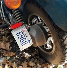 Tail Light / Rolled License Plate Relocator kit for Honda VTX1800 VTX1300