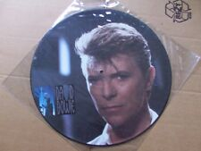 DAVID BOWIE,LOVING THE ALIEN picture-maxi m-/vg+ emi records 12EAP195 England`85