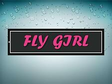 Sticker adesivi aeroplano macbook aeroporto moto auto pilota fly girls