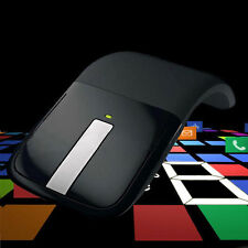 2.4GHz Arc Touch Wireless Optical Mouse Mice With USB Receiver For PC Laptop RF