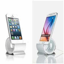 Sinjimoru Aluminum Desk Charger Sync  Stand Station for iPhone, Galaxy, Android