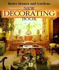 New Decorating Book Editors of Better Homes and Gardens Hardcover