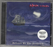 NIGHT CLOUD - defeated by the innocents CD