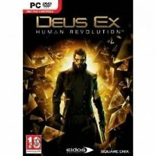 Deus Ex: Human Revolution (PC, 2011) - European Version