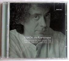 CD (s) - J.S. Bach - THE FLUTE SONATAS - The Feinstein Ensemble