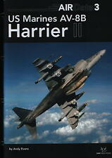 US Marines AV-8B Harrier II (Air Data 3) - New Copy