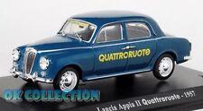 1:43 LANCIA APPIA II SERIE pubblicita' Quattroruote - 1957 _ (68)