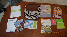 Weight Watchers 360  Exercise Cards Simple Start Calculator Tote
