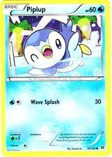Pokemon XY Breakthrough Basic Piplup 36 /162 NM Common Water