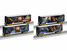 LIONEL #83645 Polar Express BOXCAR 2 PACK