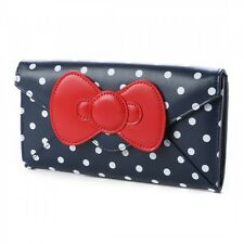 Hello Kitty Hallmark Long Wallet Bag Clutch Purse Coin Pouch Sanrio Japan T5012